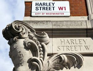 Harley Street, London